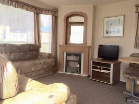 CHEAP STATIC CARAVAN ST HELEN'S HOLIDAY PARK ISLE OF WIGHT NEAR WHITECLIFFE BAY & NODES POINT