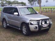2007 Mitsubishi VRX Pajero VRX Wagon Mackay Surrounds Preview