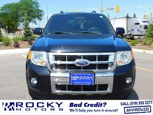 2010 Ford Escape Limited $16,995 PLUS TAX