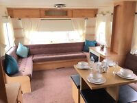 Starter Caravan At Sandylands With Site Fees & Full Inventory & 50 Inch TV