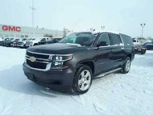 2018 Chevrolet Suburban LT | Heated Seats | Sunroof | DVD Player