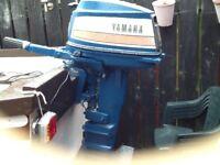 Yamaha 15hp outboard