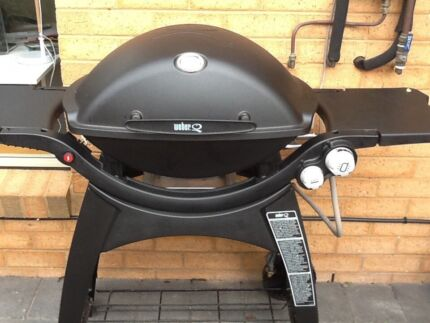 Webber FamilyQ BBQ in great condition