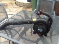 Makita 4 stroke leaf blower spares or repair