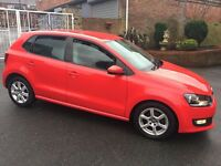 2011 vw polo REDUCED £4000