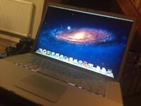 """Macbook Pro A1260 15"""""""