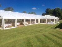 Marquee erector no experience needed, must be 21 and over, with a full driving licence