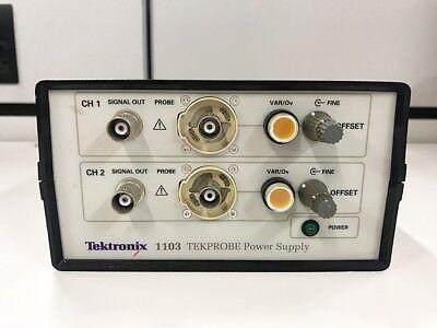Tektronix 1103 Tekprobe Power Supply