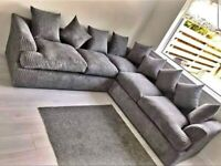 BRANDED NEW LIVERPOOL JUMBO CORDED CORNER OR 3+2 SEATER NOW IN STOCK