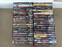 50 various dvds