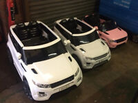 BIG 2019 WHITE RANGE ROVER SPORT HSE STYLE 12V ELECTRIC KIDS CHILDS RIDE ON JEEP CAR for sale  Brierley Hill, West Midlands