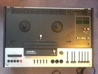 Telefunken Magnetophon 3002 reel to reel tape recorder