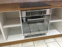 Baumatic Halogen Hob and Oven