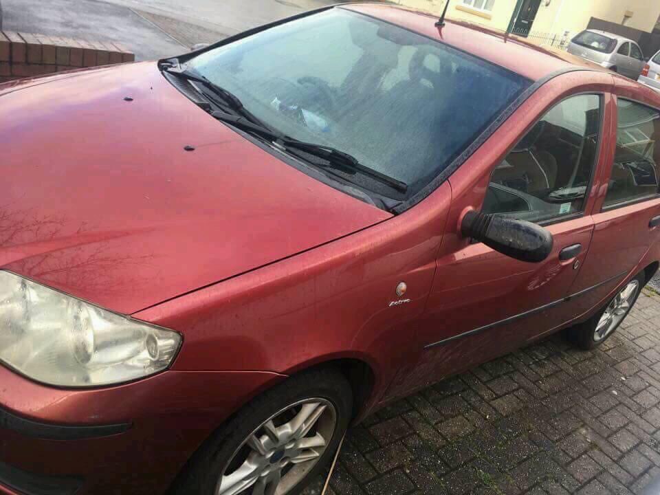 Fiat punto 1.2 breaking 2003 model