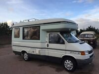 RARE VW T4 AUTOSLEEPER CLUBMAN GL,AUTOMATIC GEARBOX,ONLY 75K MILES WITH 14 STAMP FSH!