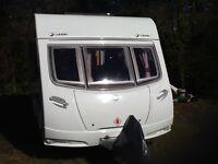 Lunar quasar 462 touring caravan 2008