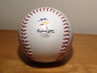 Sydney 2000 Olympic games - official baseball