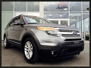 FORD EXPLORER XLT ECOBOOST 2014  ~ 7 PLACES   CUIR   TOIT PANORA