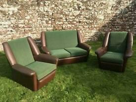 Retro 60's sofa