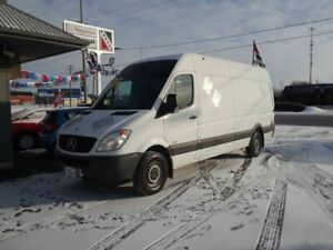 2012 Mercedes Benz Sprinter EXT