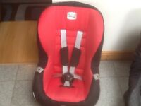 From £25 upto £45 each-several car seats for 9mths to 4yrs-all covers washed and seats cleaned