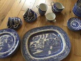 antique China .... over 60 pieces