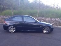 BMW 316ti M SPORT COMPACT VERY LOW MILEAGE