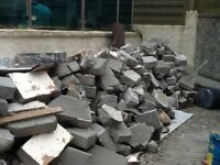 Free rubble for collection( ideal for I Fills)