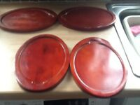 Wooden Platters/Dishes