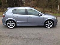 Vauxhall Astra SRI 1.9 cdti 150