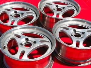 Mazdaspeed MS-03 wheels 15x6.5 4x100 Mazda JDM Rays SSR Volk MX5 Kalorama Yarra Ranges Preview