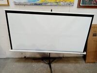 Acer 82.5 Inch Tripod Projection Screen No290710
