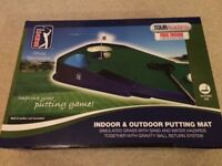 PGA Tour putting mat