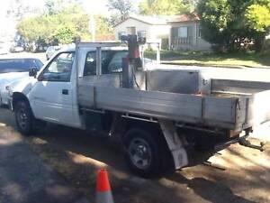 2002 Holden Rodeo Ute..... (pantechnicon) Morisset Park Lake Macquarie Area Preview