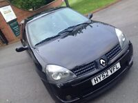 Renault clio 1.5 dci full 172/182 replica £30 tax cheap insurance