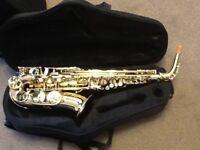 Trevor James alto Sax classic 2