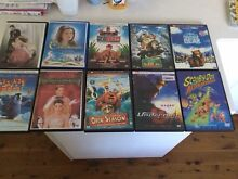 Kids DVDs $2 each or all for $15 Toukley Wyong Area Preview