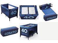☆ COSATTO 40 WINKS BASSINETTE TRAVEL COT ☆