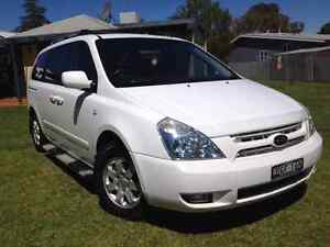 Sell or swap Kia Grand Carnival 8 seater LOW k's Corindi Beach Coffs Harbour Area Preview