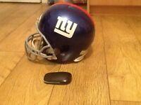 NFL Full Size Replica Helmet New York Giants Free P&P