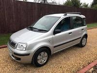 2005 FIAT PANDA 1.2 DIESEL **£30 ROAD TAX...66 MPG...3 MONTHS WARRANTY**