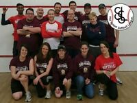 new BEGINNERS needed for fun team sport