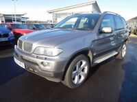 2005 BMW X5 3.0d auto Sport GREAT SPEC~HEATED LEATHER~TV~NAV~XENONS