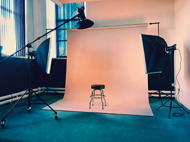 Photography Studio Space to Share