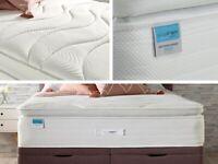 brand new in original packaging Sensaform Airstream Memory 9000 king size Mattress rrp £799