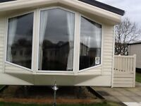 F lamingoland 3 bedroom caravan for hire prices from £150