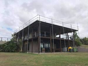 Roof Scaffold Safety System Rails Barrier Edge Protection Irymple Mildura City Preview