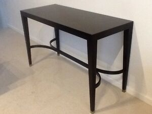 Coco Republic designer timber console/display/side/hall table Highgate Perth City Area Preview