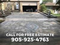 Interlocking, Stone, Landscaping, Gen Contractor 905-925-4763