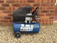 24ltr air compressor